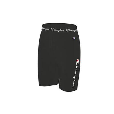 Champion Women's Everyday Script Logo Bike Shorts