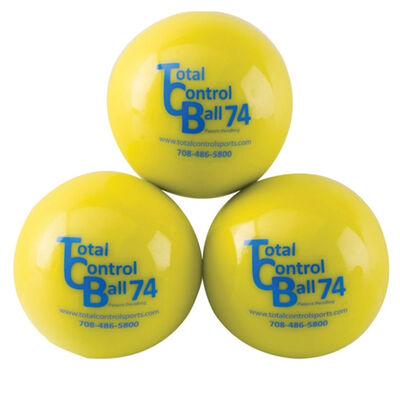 Total Control B 3 Pack Training Balls