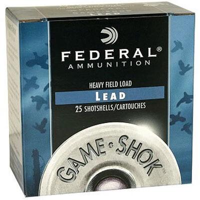 Federal Game Load 20GA 6