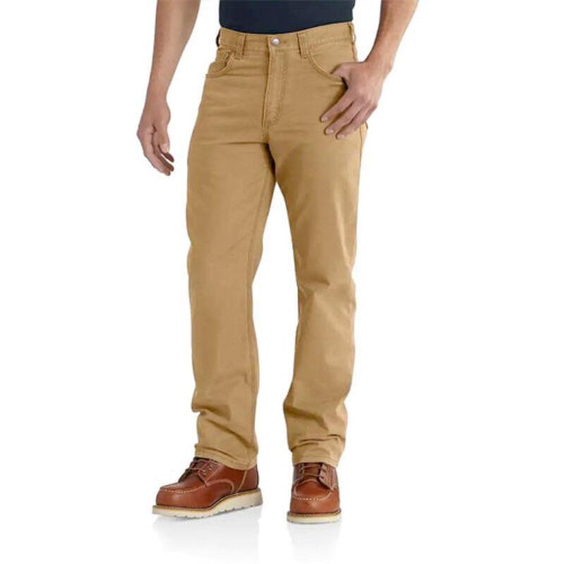 Men's Rugged Flex Rigby 5-pocket Work Pants, , large image number 0