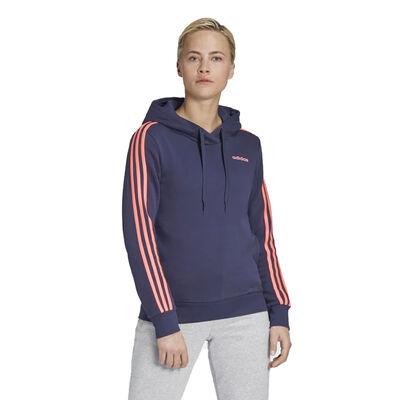 Women's 3-Striped Training Hoodie, , large