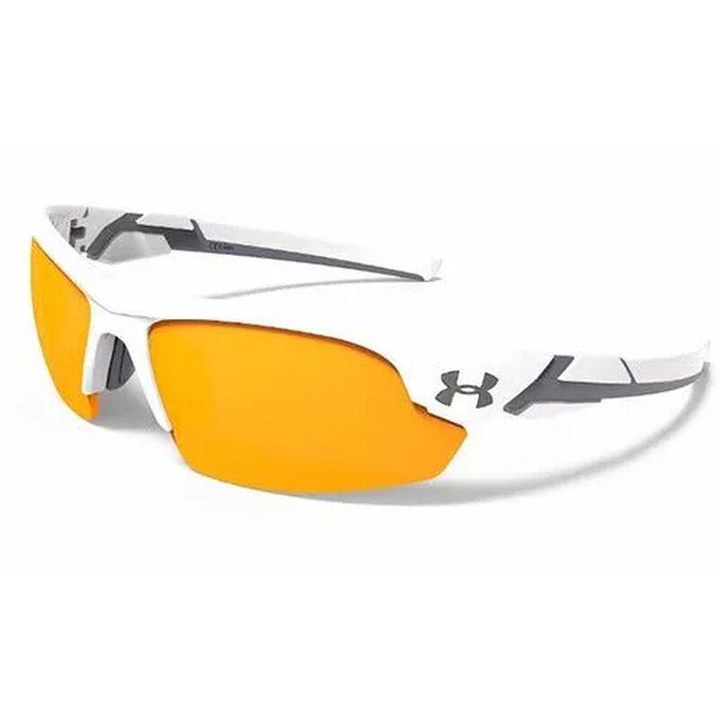 Youth Windup Sunglasses, White, large image number 0