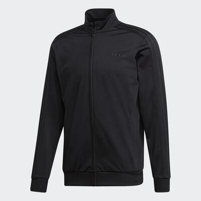 adidas Men's Essential 3 Strip Tricot Jacket