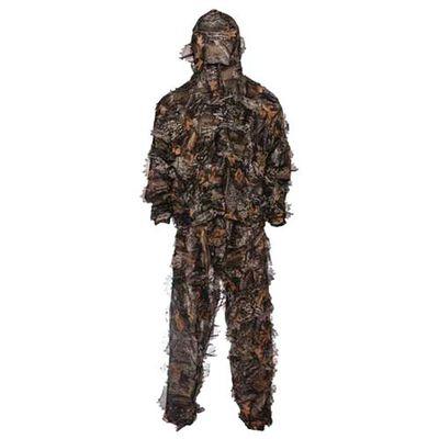 World Famous Men's Burly Camo Bushwear Leafy Ghillie Suit