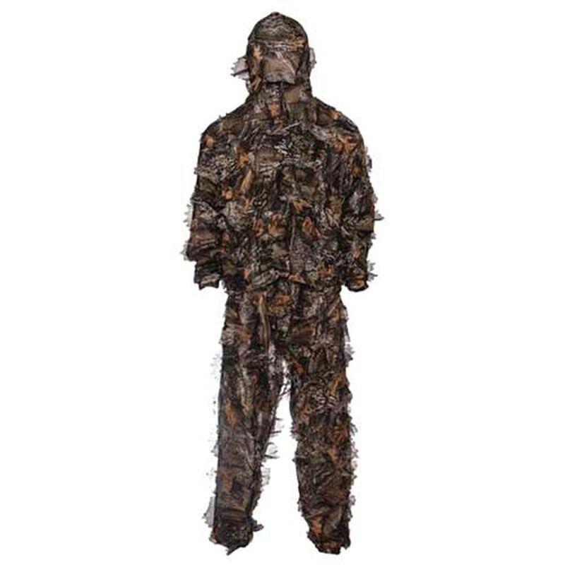Men's Burly Camo Bushwear Leafy Ghillie Suit, , large image number 0