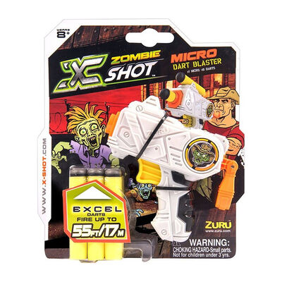 Zuru Zombie Micro Blaster