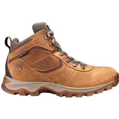 Timberland Men's Mt. Maddsen Waterproof Mid Hiking Shoes