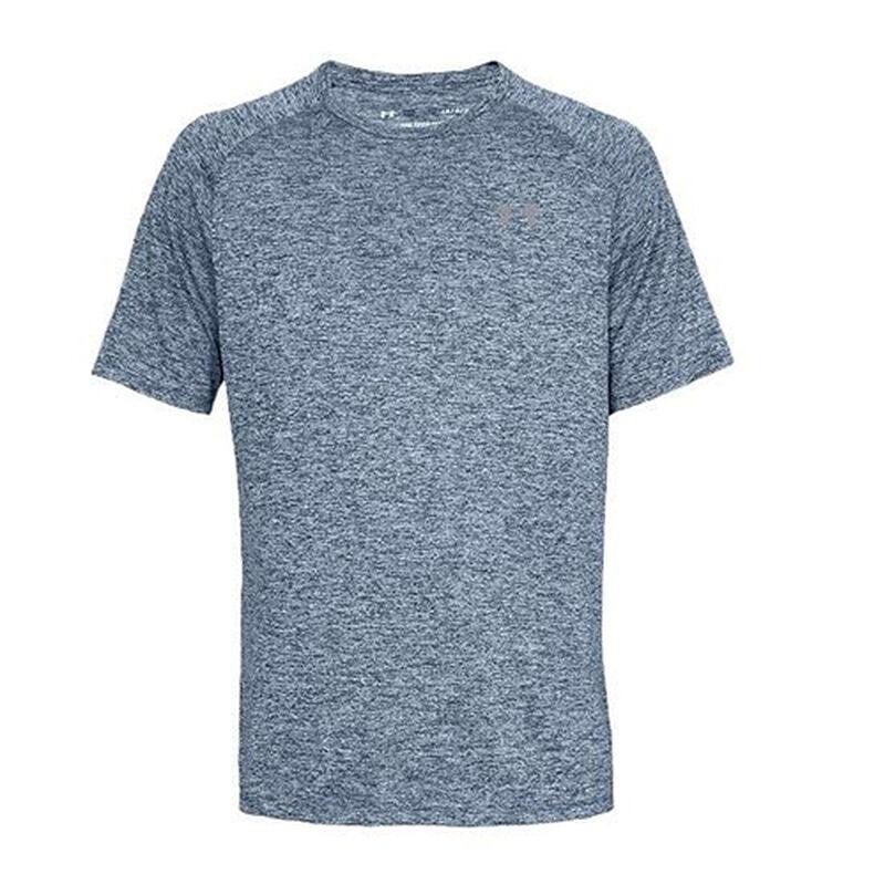 Men's Short Sleeve 2.0 Tech Tee, Navy, large image number 0
