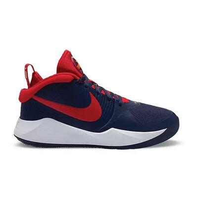 Nike Boys' Hustle D9 Basketball Shoes