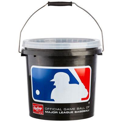 Rawlings 2 Dozen 10U Baseballs with Bucket