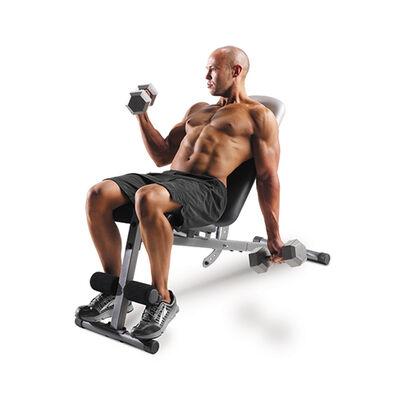 XR 5.9 Adjustable Slant Workout Bench, , large