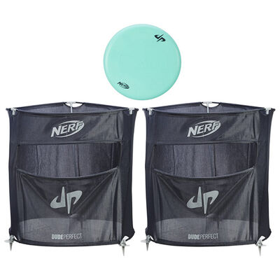 Nerf Perfect Slam Dude Perfect Game