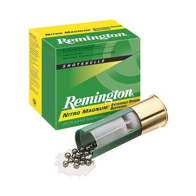 "Remington 12GA Nitro Magnum 3"" #2 Target Loads"