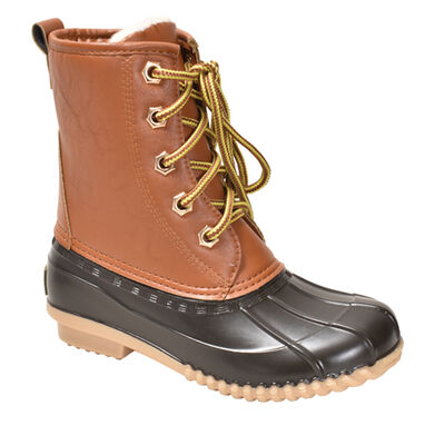 Canyon Creek Youth Side Zip Duck Boots