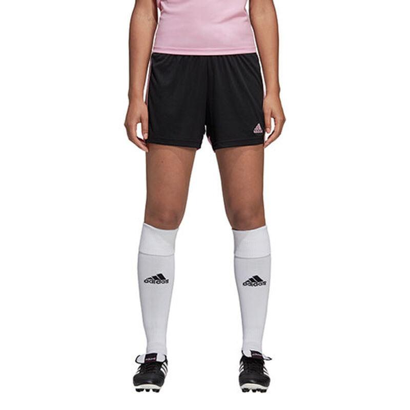 Women's Tastigo Shorts, Black/Pink, large image number 0