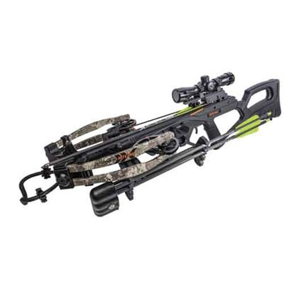 Bear X Intense Ready to Hunt Crossbow Package