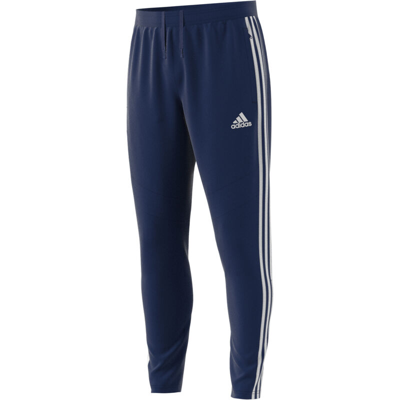 Men's Tiro Soccer Pants, Navy, large image number 5