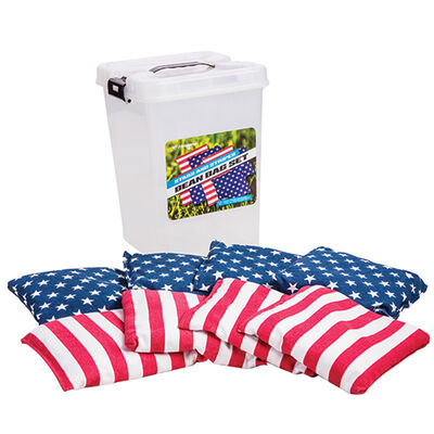 8 Pack Stars and Stripes Bag, , large