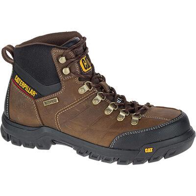 Cat Men's Threshold Waterproof Steel Toe Work Boots