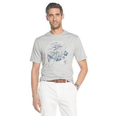 Izod Men's Short Sleeve Surf Champ Tee