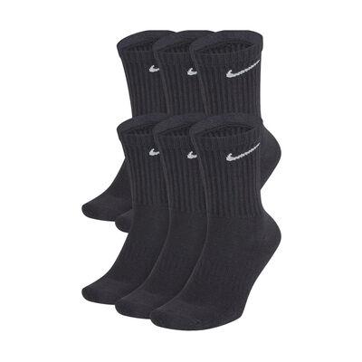 Nike Men's Everyday Cushioned Crew Socks - 6-Pack