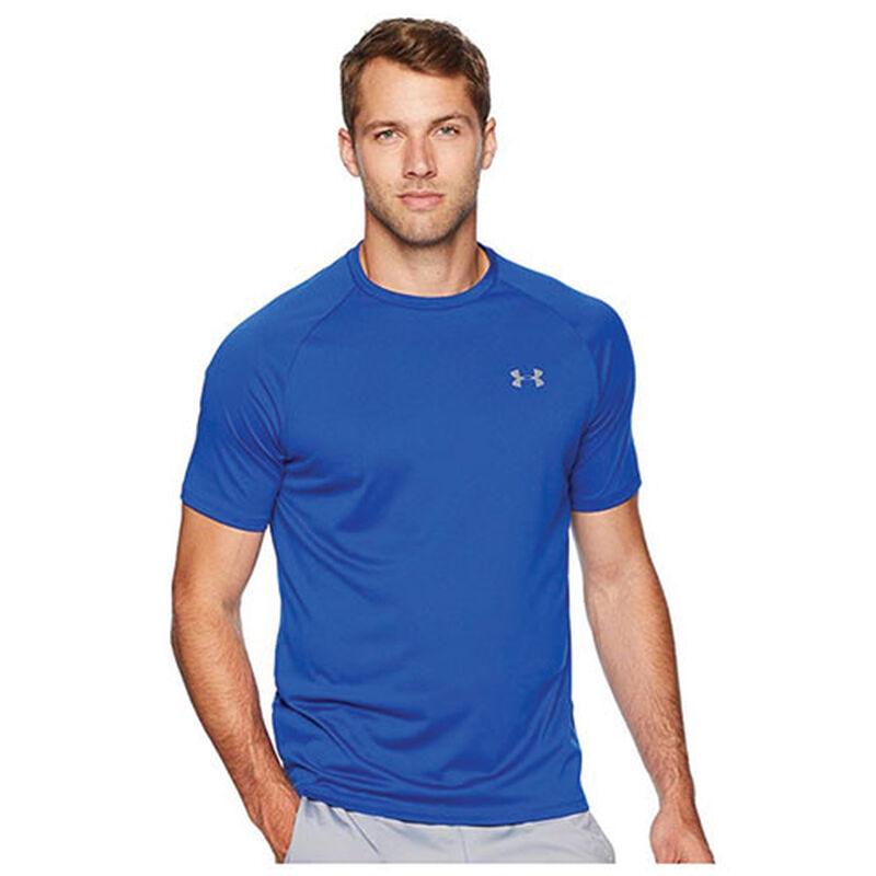 Men's Short Sleeve Tech 2.0 Tee, Blue, large image number 2