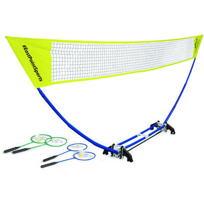 Wild Sports Easy Setup Regulation Badminton Set