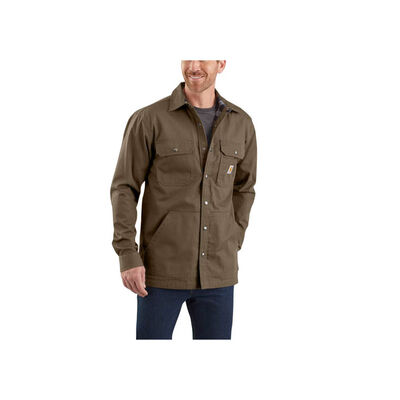 Carhartt Men's Ripstop Solid Shirt Jacket