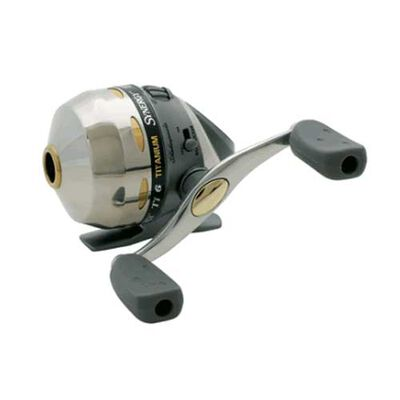 Synergy Ti 6 Underspin Spincast Reel, , large