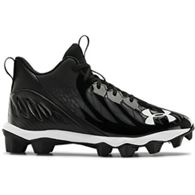 Under Armour Youth Spotlight RM Wide Football Cleats