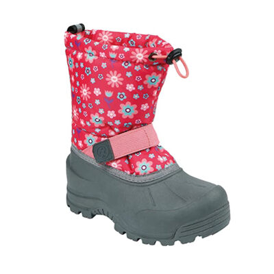 Northside Girls' Frosty Winter Snow Boots