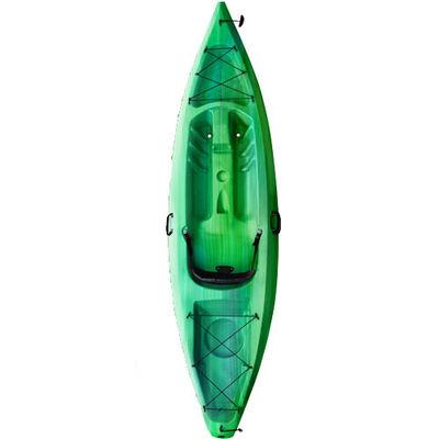 Explorer 10.4 Sit-On Kayak, Green/Blue, large