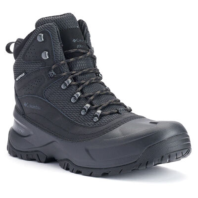 Columbia Men's Snowcross Mid Thermal Coil Waterproof Winter Boots