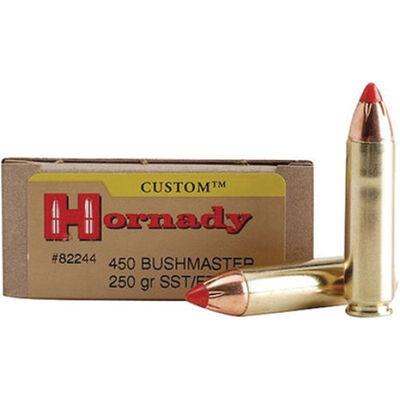Hornady 450 Bushmaster FTX