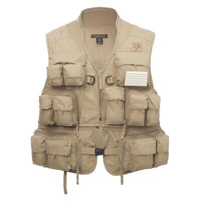 Slumber Jack Jig 24 Pocket Convertible Fishing Vest