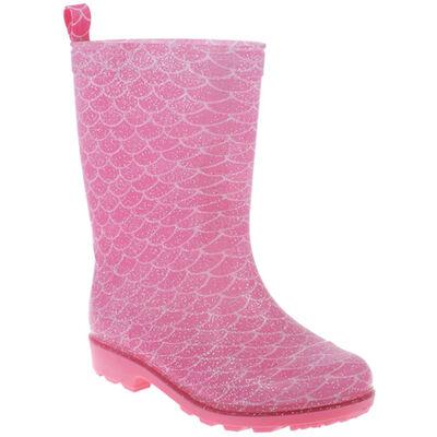 Capelli Sport Girls' Mermaid Rain Boot
