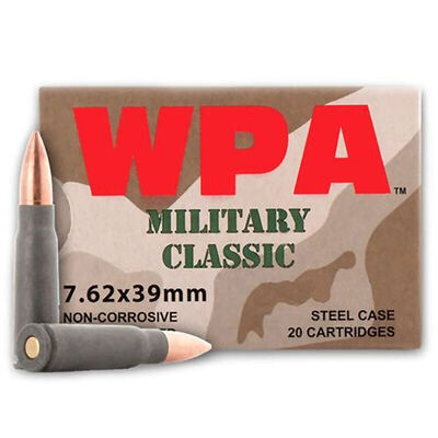 Wolf Wolf Military Classic 7.62X39mm
