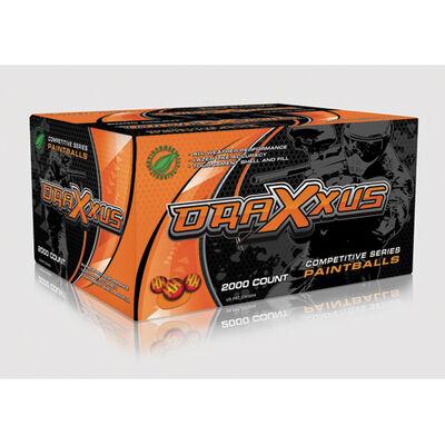 Dxs Draxxus 2000 Ct. Paintballs