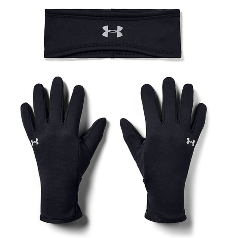 Women's Run Band and Gloves, , large image number 0