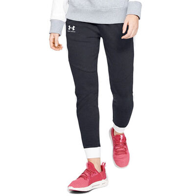 Under Armour Women's Rival Fleece Graphic Novelty Pant