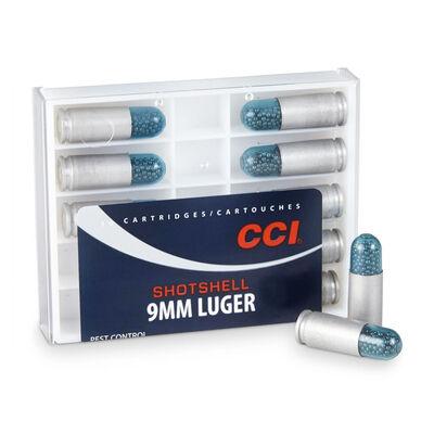 CCI 9MM Softshell #12 Ammunition