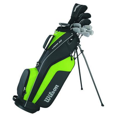 Wilson Men's Linear XD Right Hand Golf Set