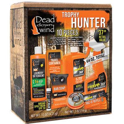 Dead Down Wind Trophy Hunter 10pc Kit