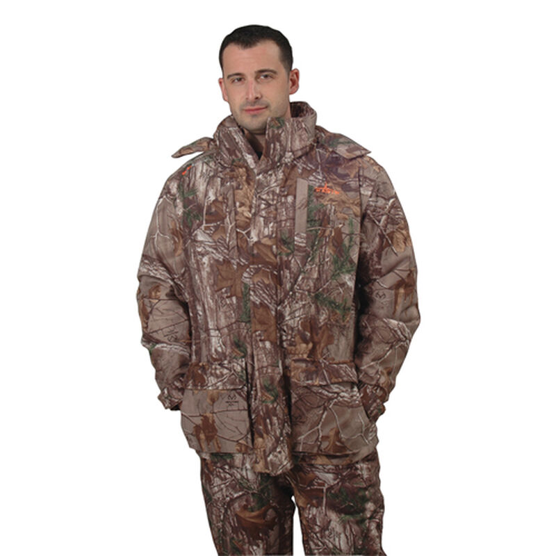 Men's RealTree Insulated Parka, , large image number 1