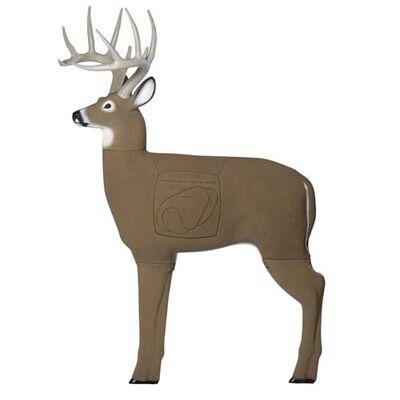 Field Logic GlenDel Buck 3D Archery Target w/4-Sided Insert