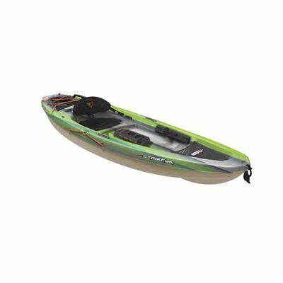 Strike 100X Sit-On-Top Angler Kayak, Gray, large
