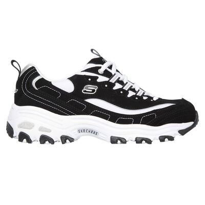 Skechers Women's D-Lites Biggest Fan Wide Athletic Shoes