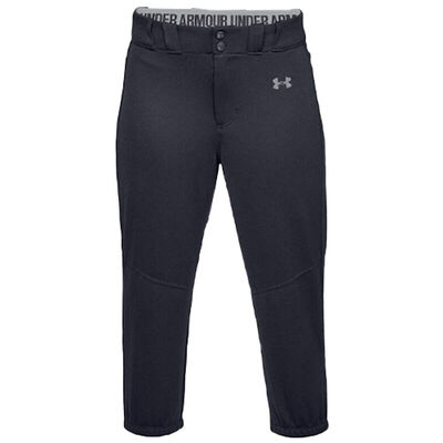 Under Armour Women's Cropped Softball Pants