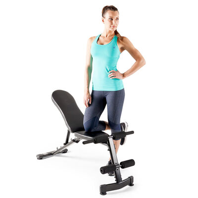 Marcy Foldable Multi-Function Utility Bench