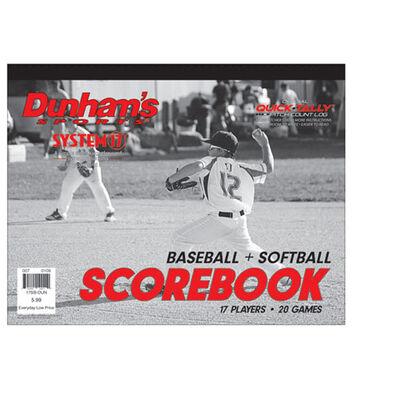 Rawlings Baseball/Softball Scorebook